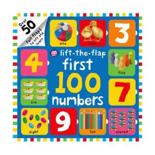 First 100 Numbers (Board)