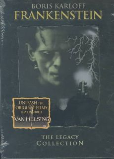 Frankenstein: The Legacy Collection (DVD)   Shopping   Big