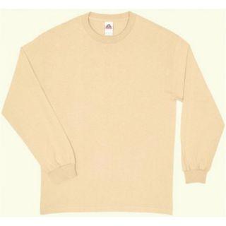 Fox Outdoor 64 302 L Mens Long Sleeve T Shirt   Sand, Large