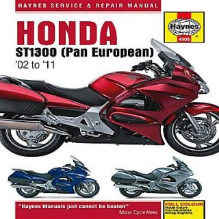 bike � honda st1300 (pan european) 02 to 11